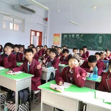 衡水五中桃城中学校园环境